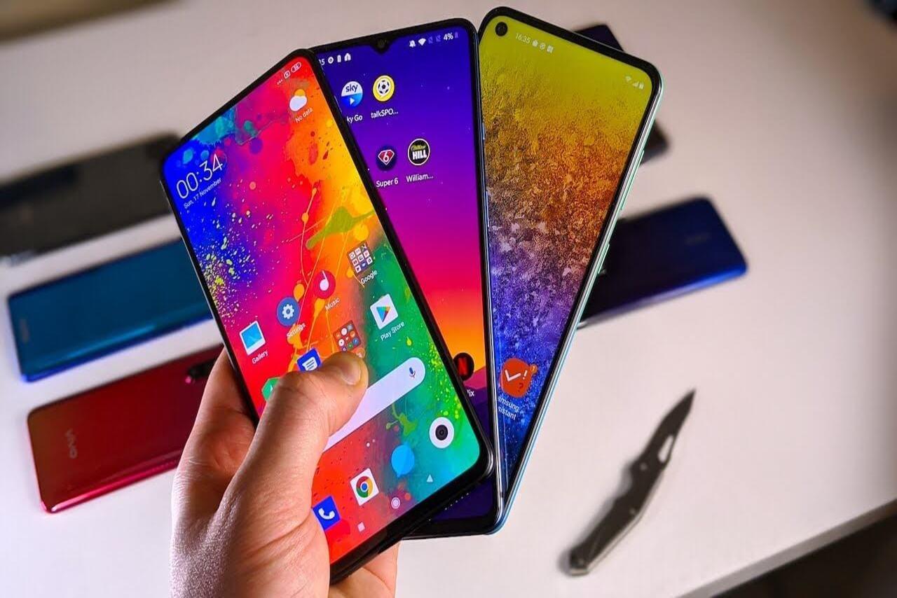 آشنایی با تمامی برندهای گوشی های هوشمند - موبایل
