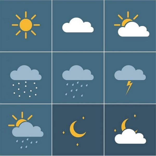 پیشبینی آب و هوا