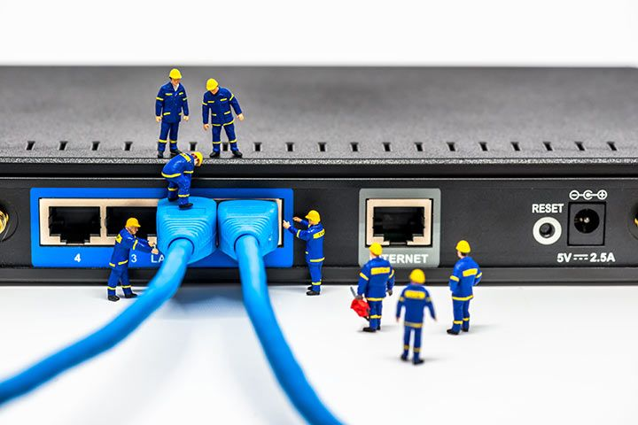 کارشناسان پشتیبانی شبکه