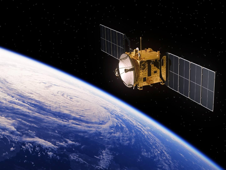 ماهواره های فضایی