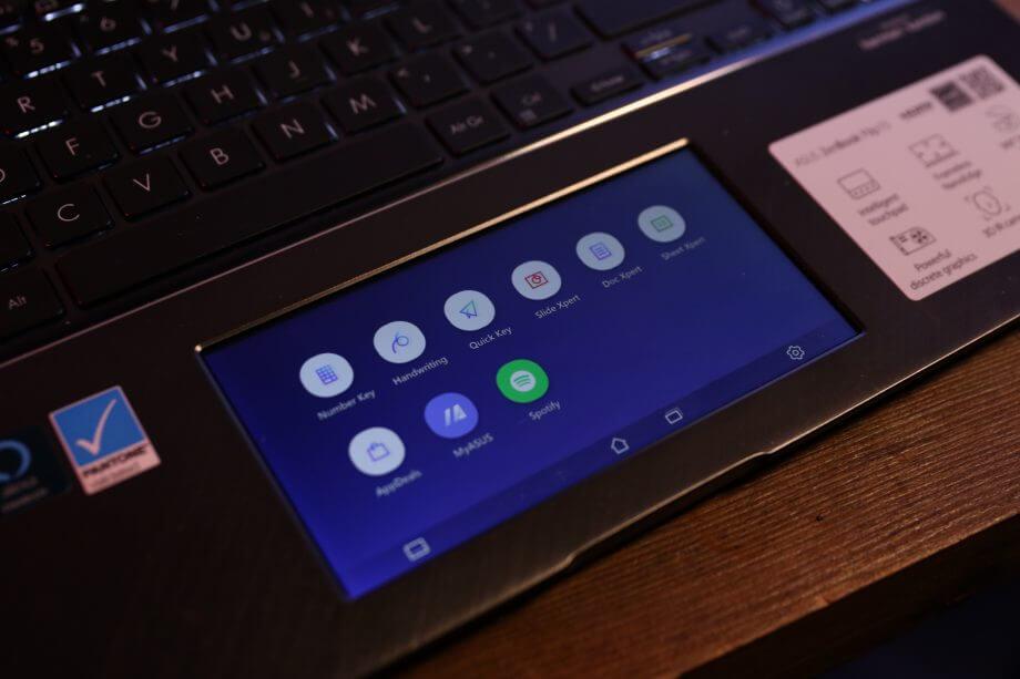 لپ تاپ Asus ZenBook Flip 15