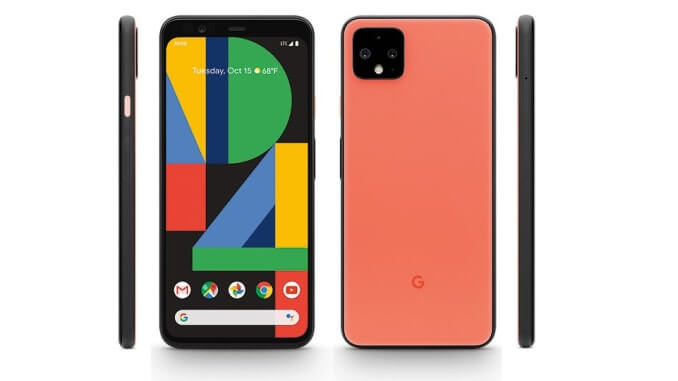 گوشی هوشمند گوگل پیکسل XL4