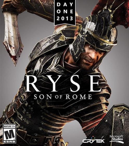 بازی انحصاری Ryse: Son of Rome Day One Edition