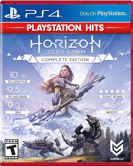 بازی انحصاری Horizon Zero Dawn