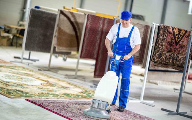 مزایای قالیشویی مدرن