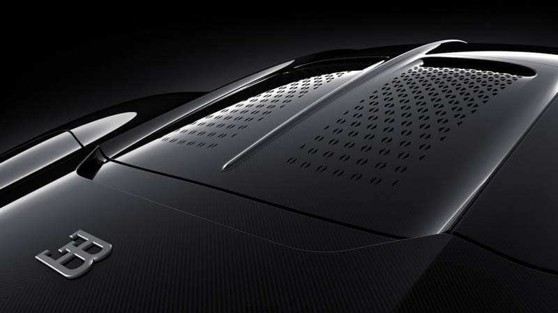 بوگاتی لا وُیچر نووا گران ترین ماشین دنیا