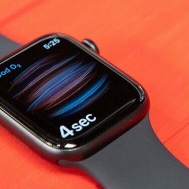 مشخصات اپل واچ سری 6