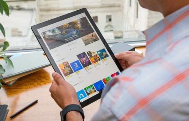لپ تاپ مایکروسافت سرفیس پرو 7