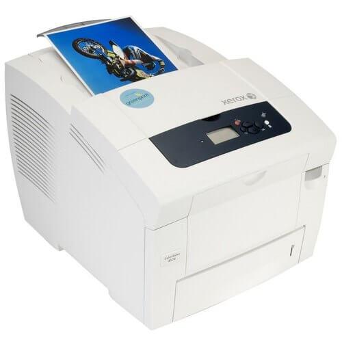 انواع پرینترها: Solid Ink Printers (مورد کاربرد: اداری)