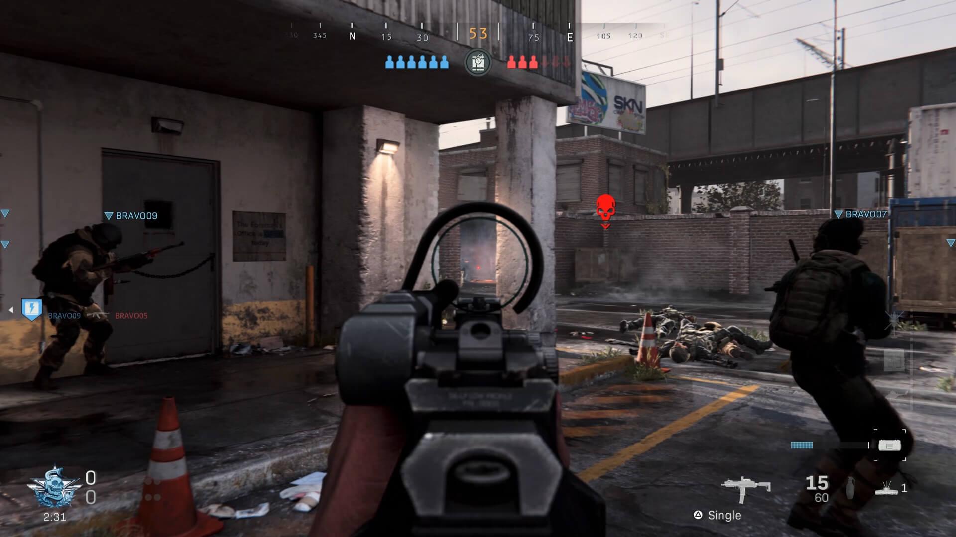 بازی کامپیوتری Call of Duty