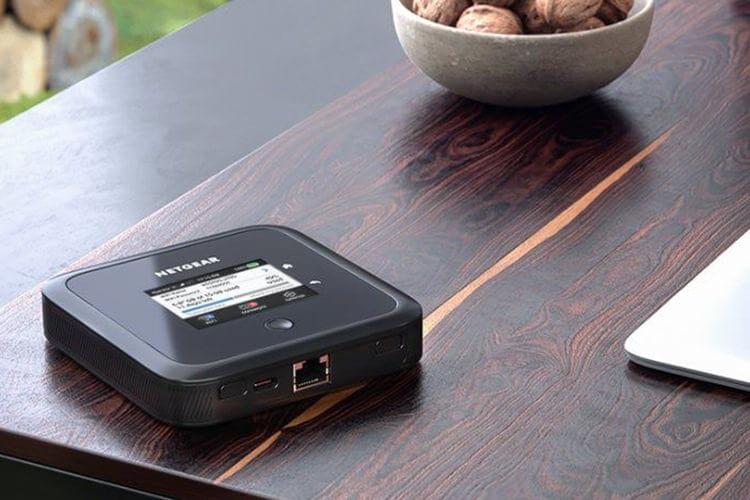 هات اسپات قابل حمل اینترنت 5G، در نمایشگاه CES