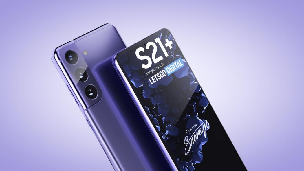 گوشی S21