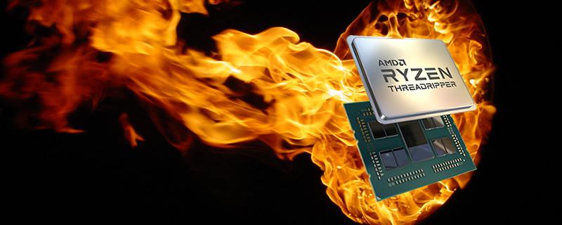 پردازنده های رایزن AMD