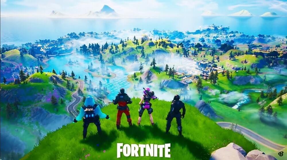 بازی کامپیوتری Fortnite