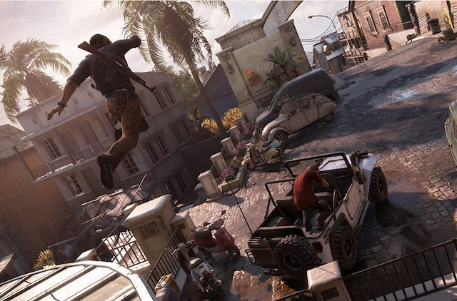 بازی انحصاری Uncharted 4: A Thief's End Hits