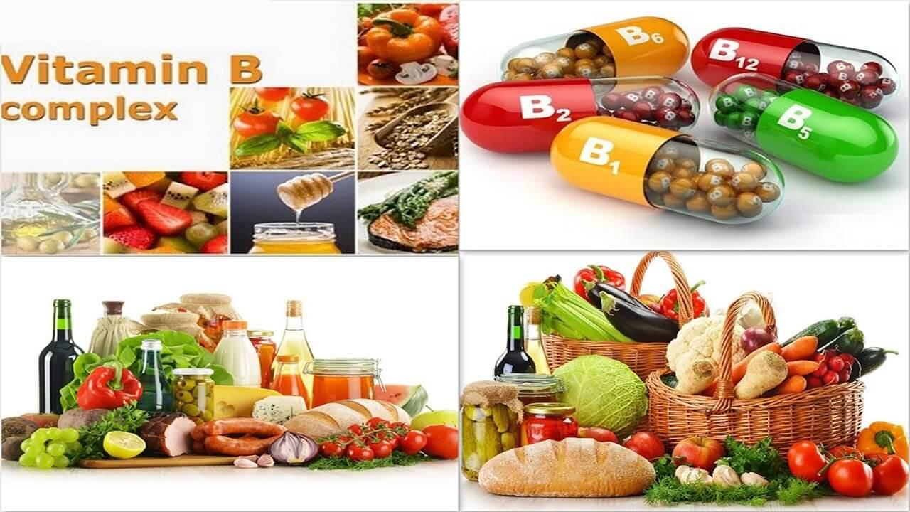 ویتامین B کمپکلس