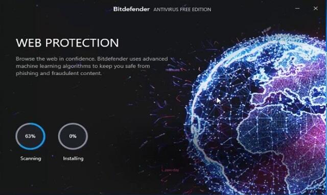 آنتی ویروس Bitdefender