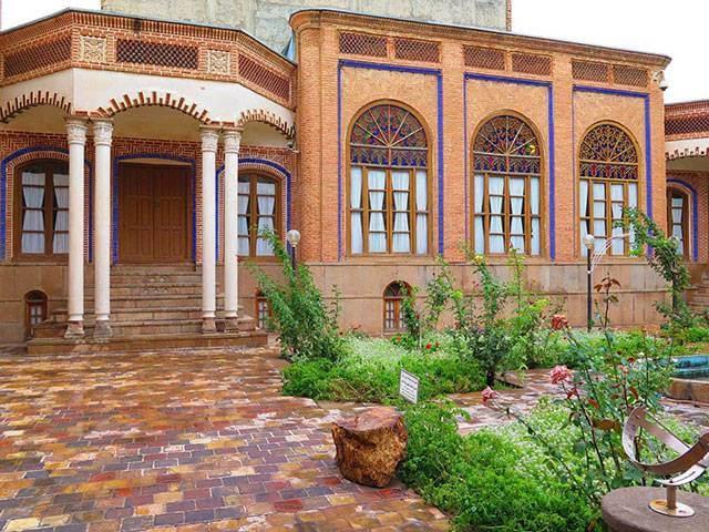 آرامش معماری سنتی