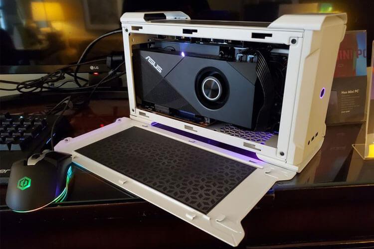 کامپیوتر گیمینگ Nox Mini در نمایشگاه CES امسال