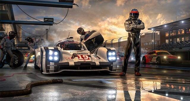 بازی انحصاری Forza Motorsport 7