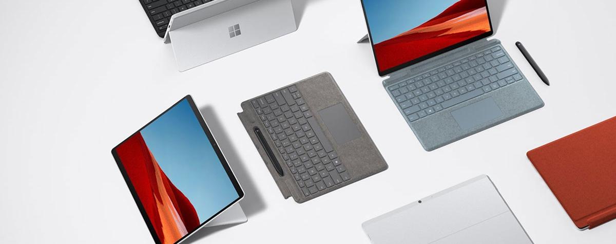 بهترین لپ تاپ های مایکروسافت