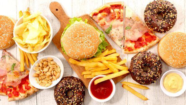 غذاهای سریع هضم
