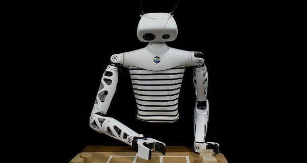 ربات ها در نمایشگاه CES