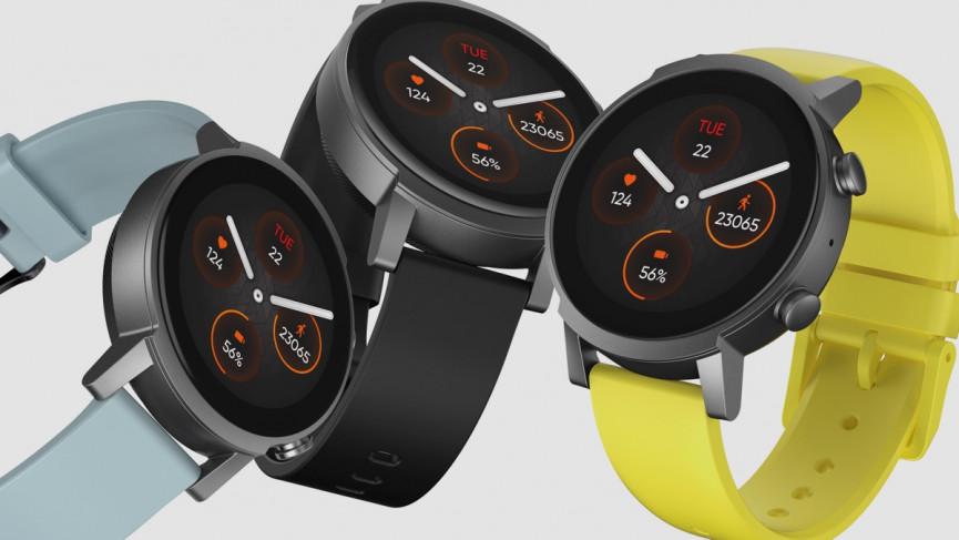 ساعت های هوشمند تیک واچ ای 3