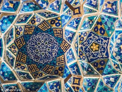 تزیینات معماری داخلی ایران
