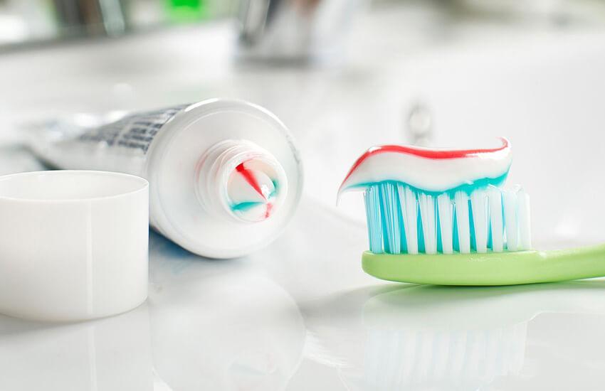 انتخاب خمیر دندان خوب