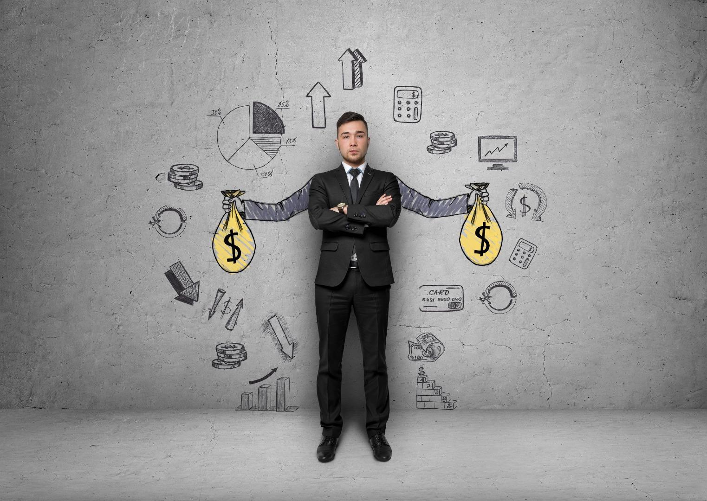 ثروتمند شدن با سرمایه اراده و تلاش
