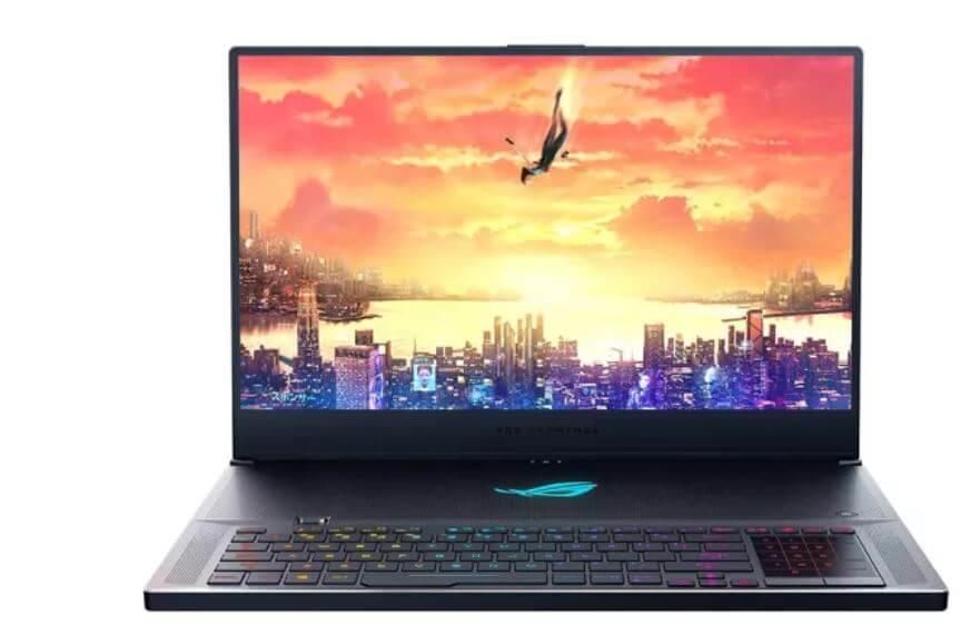 لپ تاپ ایسوس ZEPHYRUS S GX701