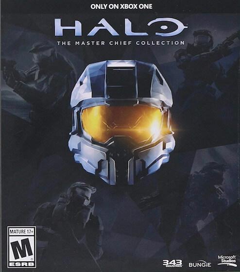 بازی انحصاری Halo: The Master Chief Collection