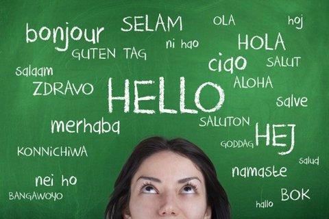 یاد گیری زبان های دیگر غیر از زبان مادری
