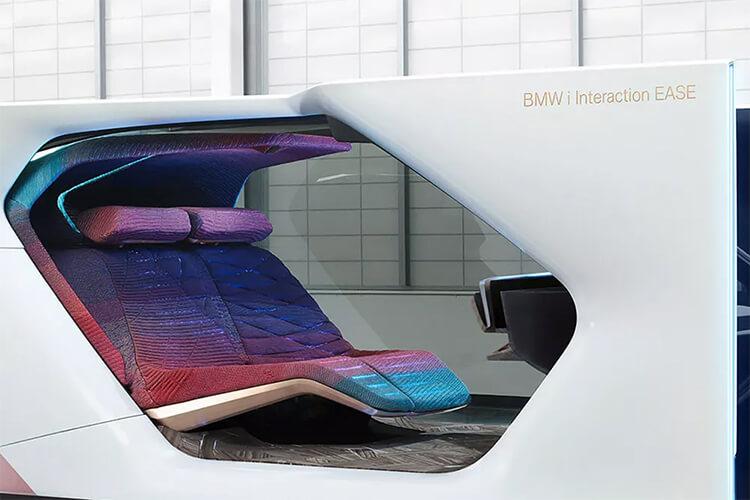 خوردوی BMW در نمایشگاه CES