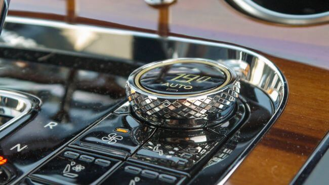 خودرو بنتلی کانتیننتال جی تی Bentley Continental GT