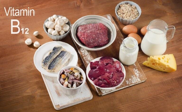 پیشگیری از کم خونی ناشی از کمبود ویتامین