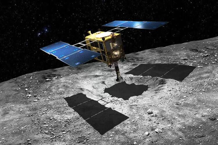 کاوشگر اوساریس رکس (OSIRIS REx)