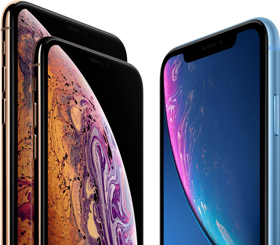 گوشی هوشمند آیفون XS و آیفون XMax