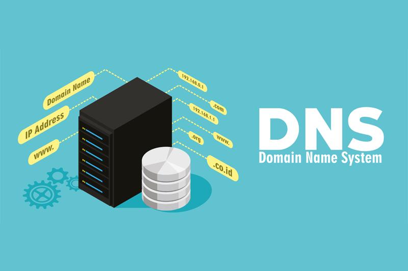 DNS و نحوه کارکرد آن در شبکه جهانی وب